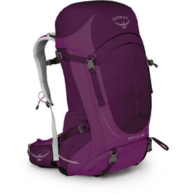 Osprey Sirrus 36 Backpack Dame ruska purple